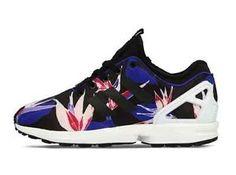 d17dd981e Adidas Originals ZX Flux NPS Casual Men s Shoes Black B34467 US 7 11