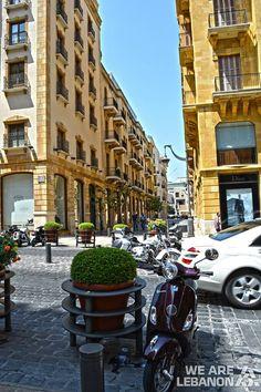 Downtown #Beirut  وسط #بيروت By Rawad El Masri  #WeAreLebanon