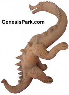 Acambaro Dino Figurine
