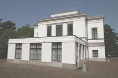 A preserved building where the dead were once watched for signs of life.