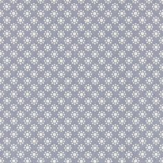 Tilda Nina 3 - grau - Baumwollstoffe Punkte - Dekostoffe Punkte - Tilda Stoffe - stoffe.de