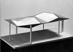 Fondation Le Corbusier - Réalisations - Pavillon d'exposition ZHLC (Maison de l'Homme)