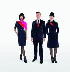We Rank Flight Attendant Uniforms From Worst to Sexiest
