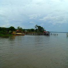 #Suriname#Nickerie#Canawaima