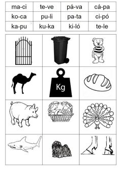 Bingo, Preschool, Teaching, Dyslexia, Preschools, Early Elementary Resources, Learning, Education, Kindergarten