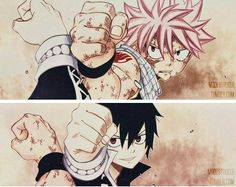 Dragneel brothers in chapter 524