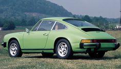 1974 – Porsche 911 G-Model