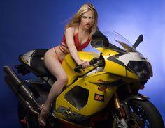 Biker Chic by roninsps.deviantart.com on @DeviantArt