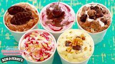 Homemade Ben & Jerry's Ice Cream (No Machine) Top 5 Flavors - Gemma's Bigger Bolder Baking Ep 81