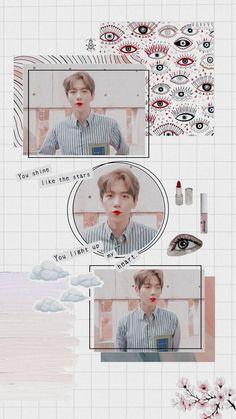 baekhyun & been through. Kyungsoo, Chanyeol, K Wallpaper, Tumblr Wallpaper, Exo For Life, Baekhyun Wallpaper, Exo Lockscreen, Exo Fan, Kim Jongdae