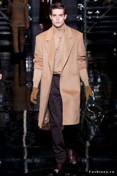 Новая мужская коллекция от Versace осень-зима 2014/2015