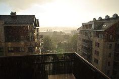 raining haaard