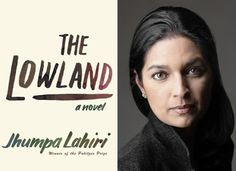 I can't wait to read Jhumpa Lahiri's new book. She is my favorite author. Her books and stories brilliantly explore the connections, both fragile and firm, between people and places.