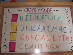 Primary Singing Ideas: Crack the Code for senior primary Lds Primary Songs, Primary Program, Primary Singing Time, Primary Activities, Primary Lessons, Primary Music, Learn Singing, Singing Lessons, Singing Tips
