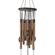 Spirited 60 Cm Wind Chimes Yard Antique Garden Tubes Bells Copper Home Windchime Chapel Bells Wall Hanging Home Decor Home & Garden Wind Chimes & Hanging Decorations