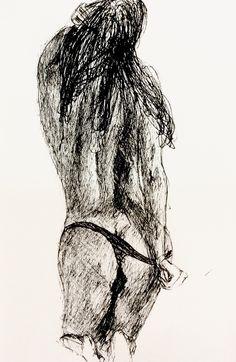 Segunda experiência com desenhos boudoir. Boudoir, Abstract, Drawings, Artwork, Sketches, Powder Room, Work Of Art, Summary, Auguste Rodin Artwork