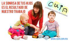 Cuidado infantil a domicilio por expertas profesionales en www.cuin.com.mx ¡Llámanos!