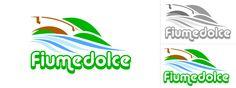 Realizzazione logo agriturismo Fiume Dolce