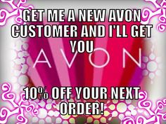 You can go to my website at.... Youravon.com/jvotta