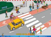 Interactieve praatplaat. Weer naar school Kindergarten Fun, Preschool, I Spy, Imaginative Play, Coloring Pages, Transportation, Basketball Court, Teacher, Illustration