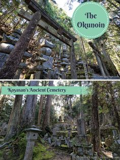 travelyesplease.com | The Okunoin- Koyasan's Ancient Cemetery (Blog Post) | Koyasan, Japan
