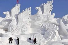 Michigan Technological University's Winter Carnival