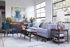 96X120 Rug-Athena Linen - Signature - Liked @ Homescapes Home Staging www.homescapes-sd.com #contemporarylivingroom