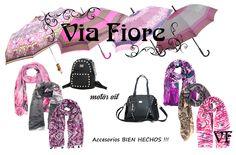 https://www.facebook.com/viafioreaccesorios/    Este poster fue diseñado por Diana Schweistein para Via Fiore   diana@viafiore.com.ar