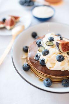 Banana Protein Pancake Recipe