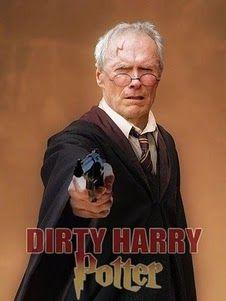 Dirty Harry Potter  -  LOL!