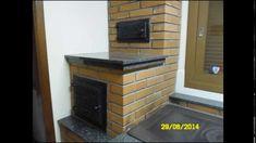 FOGAO CAMPEIRO com forno e sistema de aquecimento residencial