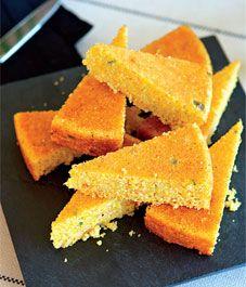 Skillet jalapeno cornbread - Style At Home