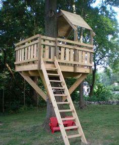 Simple Tree House