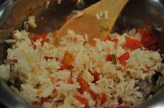 Abuelo's Restaurant Mexican Rice Copycat Recipe