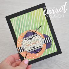 Stampin' Dolce: Exciting offer from the Crafty Carrot Collective & Blog Hop!