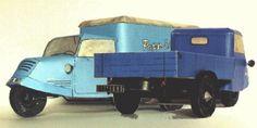 1949-1955 Goliath GD 750