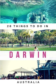 All the best things to do in Darwin & the surrounding areas, including how best to reach Darwin attractions, admission prices & best budget Darwin Hotels. Best Things to do in Darwin Australia Darwin Australia, Visit Australia, Australia In July, Western Australia, Kids Things To Do, Stuff To Do, Travel With Kids, Family Travel, Travel Humor