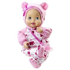 LITTLE MOMMY® BEDTIME BABY® Doll - Shop.Mattel.com  #savethebunnyGP