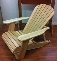How to Build an Adirondack Chair | Startwoodworking.com | New ...