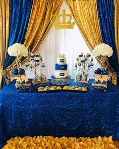 Dessert Tables | Steph's Sweet Creations Dessert Stand, Dessert Tables, Backdrop Design, Ideas Para Fiestas, Step By Step Instructions, Baby Boy Shower, Bridal Shower, Reception, Birthday Cake