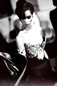 Christy Turlington - Gianni Versace Runway Show, 1990