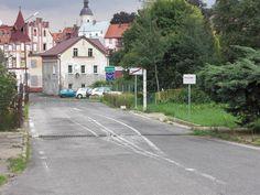 "The photo ""Grenzübergang Zawidow / Seidenberg - Habartice / Ebersdorf"""