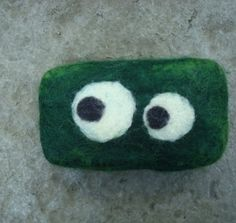 halloween felted soap - Google Search