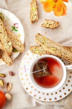 Healthy multigrain biscotti recipe