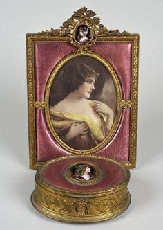 Image result for french gilt brass frame