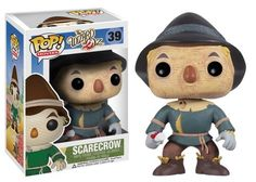 Funko The Wizard of Oz Funko POP Movies Scarecrow Vinyl Figure 39 Damaged Package - ToyWiz