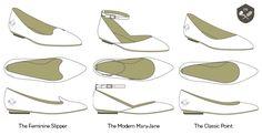PoppyBarley Made to Measure Footwear, Oh My! Handmade