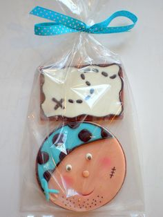 pirate & treasure map cookies...party favor