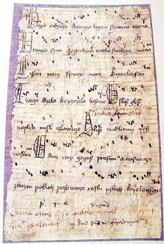 Bogurodzica -  jest najstarszą znaną polską pieśnią religijną, przypuszcza się, że została  skomponowana jako pieśń rycerska. Była śpiewana przez rycerstwo polskie podczas bitwy pod Grunwaldem w 1410 r., wtedy traktowano ją jako pierwszy polski hymn narodowy. Bogurodzica weszła do rytuału koronacyjnego. Znaczenie narodowo-patriotyczne, ma aż do dzisiaj. Sheet Music, Art, Literatura, Pictures, Art Background, Kunst, Performing Arts, Music Sheets, Art Education Resources