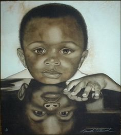 It's A Black Thang.com - African American Children Related Art Work